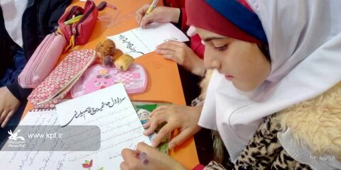 ادای احترام اعضا و مربیان کانون خوزستان به سردار سپهبد شهید قاسم سلیمانی