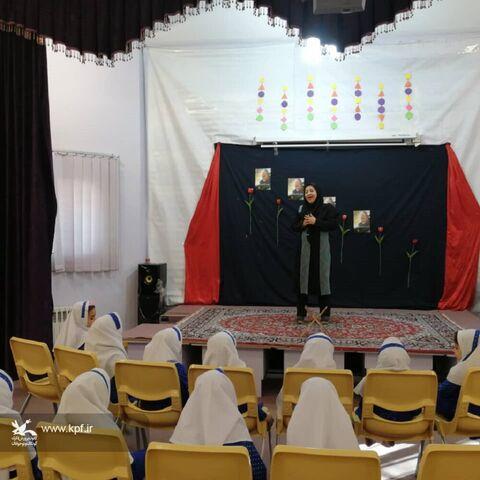 اجرای ویژه برنامه گرامیداشت سردار دلها در مراکز فرهنگی هنری کانون پرورش فکری کودکان و نوجوانان سراسر استان«گلپایگان»