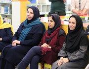 گردهمایی منجمان پیشکسوت کانون در رصدخانه زعفرانیه/ عکس: الهه علیرضا لو