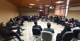 تقویت مهارتهای مربیان کانون مازندران در دوره آموزشی بحث کتاب