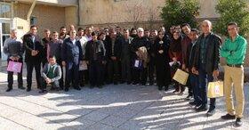 کارگاه آموزشی کارکنان خدمات اداره کل کانون فارس