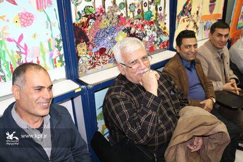 کارگاه آموزشی کارکنان خدمات کانون فارس