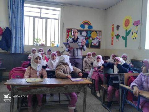 """اجرای طرح """"کانون و مدرسه"""" در پایگاههای روستایی"""