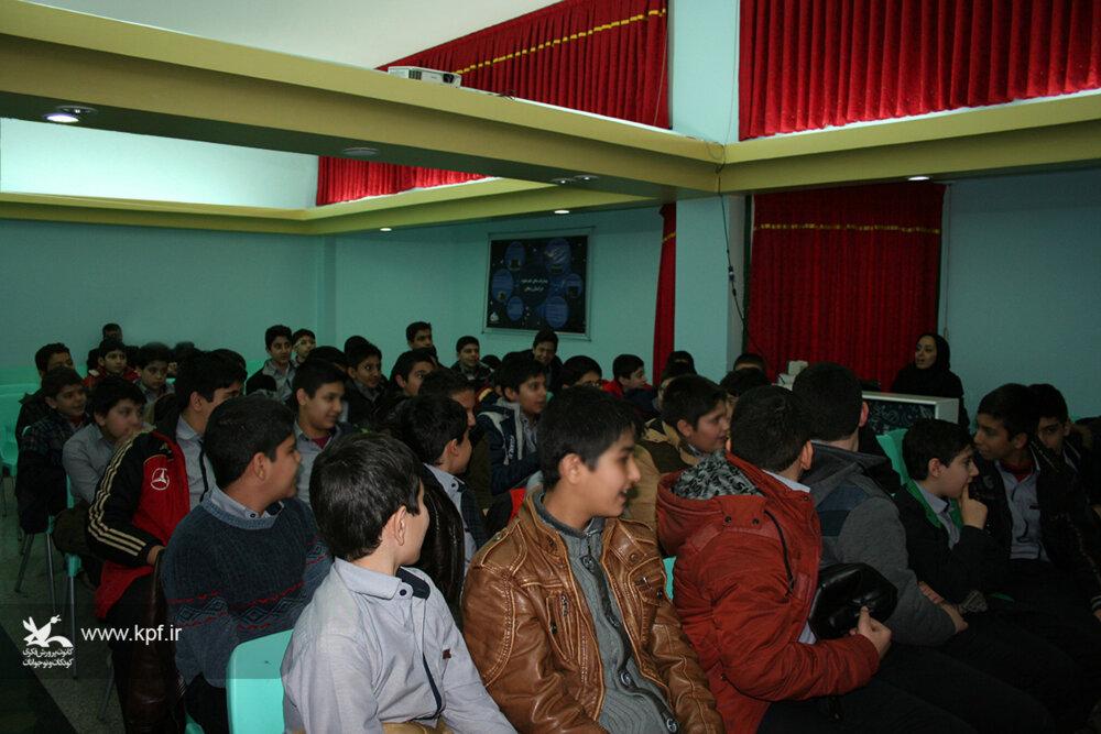 برگزاری کارگاه آخرین ماه گرفتگی سال ۱۳۹۸ در مرکز علوم و نجوم زنجان