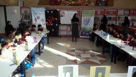 آموزشی تغذیه کودکان در مرکز مجتمع فرهنگی هنری زنجان