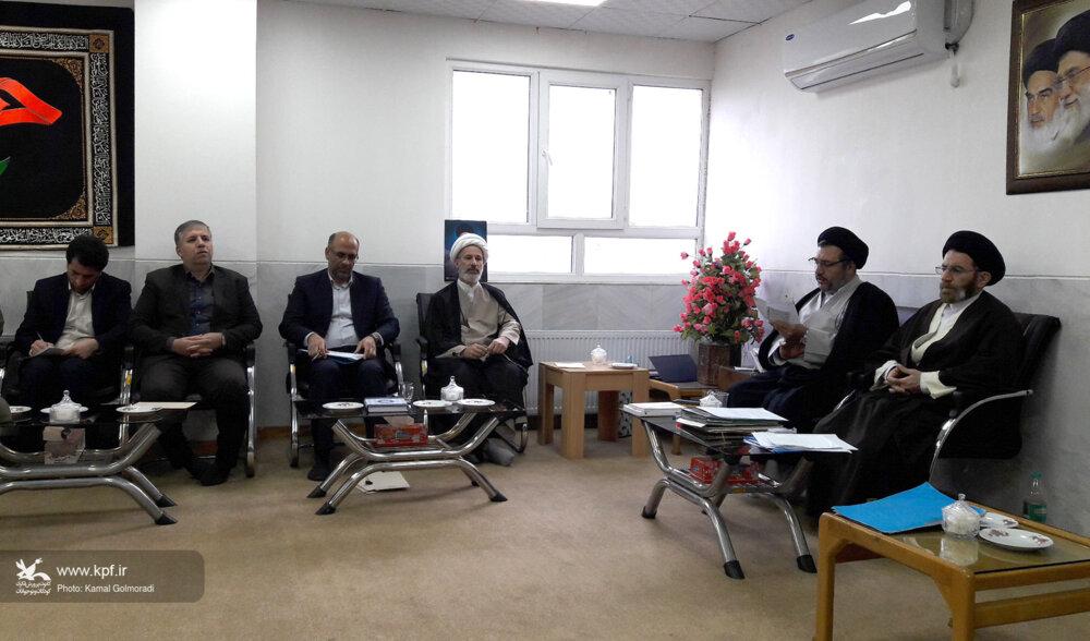 جلسه سالگرد بزرگداشت پیروزی انقلاب اسلامی درلرستان