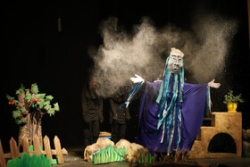بخش رقابتی مرحله استانی هجدهمین جشنواره هنرهای نمایشی کانون در قزوین به پایان رسید