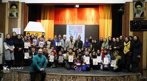پایانی خوب برای مرحله استانی هجدهمین جشنواره هنرهای نمایشی کانون در قزوین
