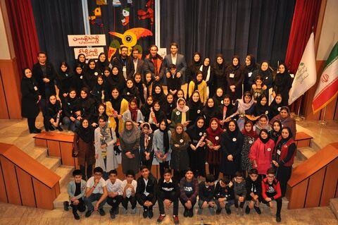 برگزیدگان هجدهمین جشنواره استانی هنرهای نمایشی کانون البرز معرفی شدند