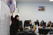 پودمان آموزشی «پژوهش اعضا» در کانون سمنان برگزار شد