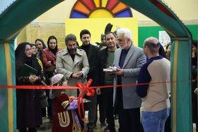 افتتاحیه انجمن هنرهای نمایشی در کانون استان قزوین