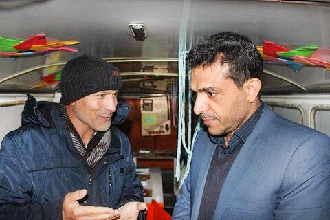 دستور شهردار همدان برای ادامه فعالیت کتابخانه سیار 22 ساله شهر