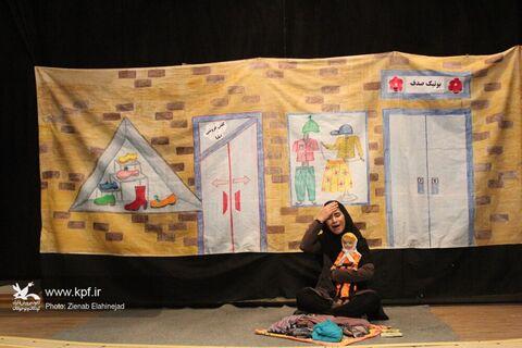 مرحله استانی هجدهمین جشنواره هنرهای نمایشی استان کهگیلویه و بویراحمد