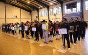 مسابقات فوتسال کارکنان کانون در چالوس آغاز شد