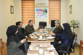 برگزاری نخستین نشست اعضای کارگروه کودک و نوجوان در کانون سمنان