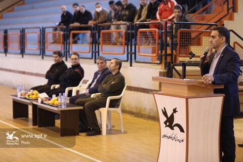 رقابتهای فوتسال کارکنان کانون در چالوس مازندران