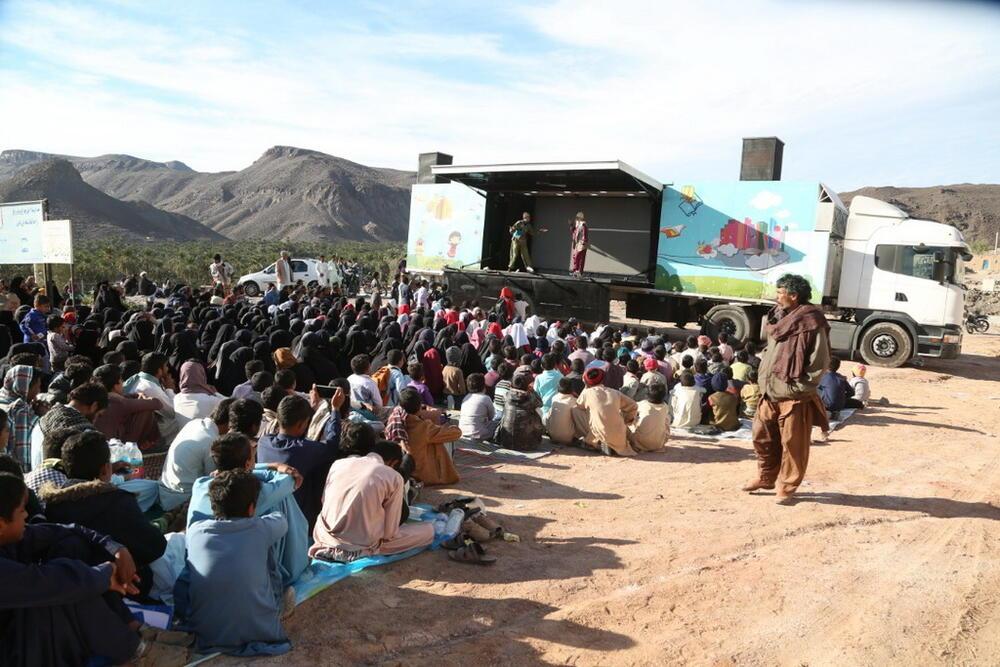 آغاز امداد فرهنگی کانون در مناطق سیلزده استان سیستان و بلوچستان