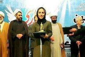 درخشش مربی ادبی کانون خوزستان در دومین کنگره ملی سلمان فارسی
