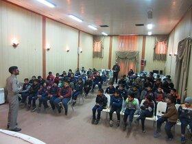 کارگاه آموزشی «هوای پاک و عوامل تهدید کننده» در مرکز فردوس برگزار شد