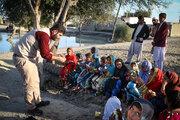 امداد فرهنگی کانون در مناطق سیلزده استان سیستان و بلوچستان دی و بهمن ۱۳۹۸