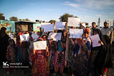 امداد فرهنگی کانون در مناطق سیلزده استان سیستان و بلوچستان 2
