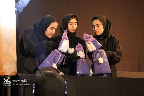 نمایش «هیس» به مرحلهی نهایی جشنواره هنرهای نمایشی کانون کشور راه یافت