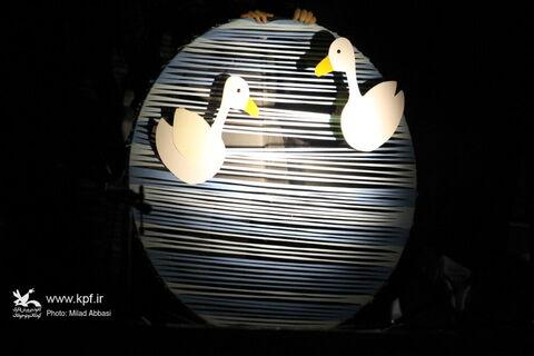هجدهمین جشنواره هنرهای نمایشی کانون خوزستان - 4