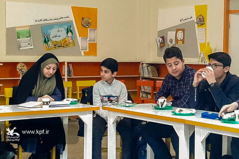 کودکان و نوجوانان همدانی در مدیریت محله و شهر خود سهیم شدند