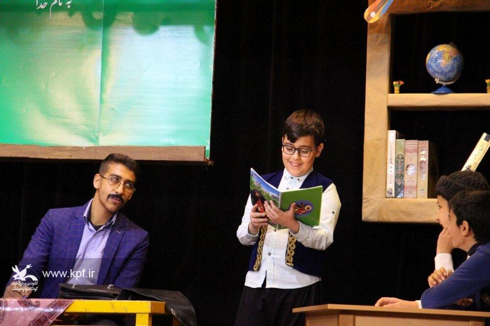 نخستین روز از مرحله استانی هجدهمین جشنواره هنرهای نمایشی کانون پرورش فکری استان اصفهان برگزار شد