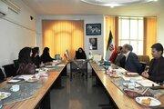 دومین جلسه کمیته کودک و نوجوان دهه فجر کانون خراسان جنوبی برگزار شد
