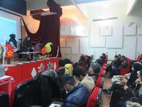 جشن دوسالگی انجمن ادبی