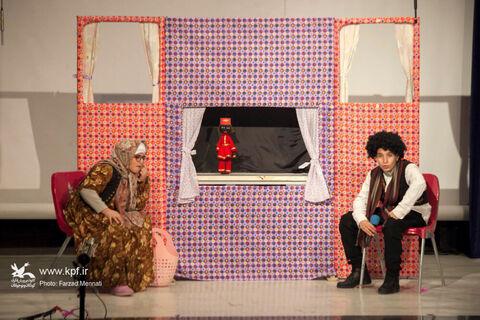 راه یابی نمایش «دایره زندگی» کانون استان کرمانشاه به بخش نمایش کتابخانهای هجدهمین جشنواره هنرهای نمایشی
