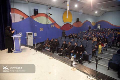 برگزاری هجدهمین مهرواره هنرهای نمایشی مرحله استانی کانون پرورش فکری استان کرمانشاه