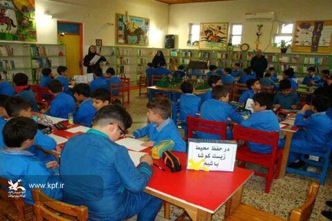 ویژهبرنامه»روزملی هوای پاک» درمرکزفرهنگی هنری آستانهاشرفیه