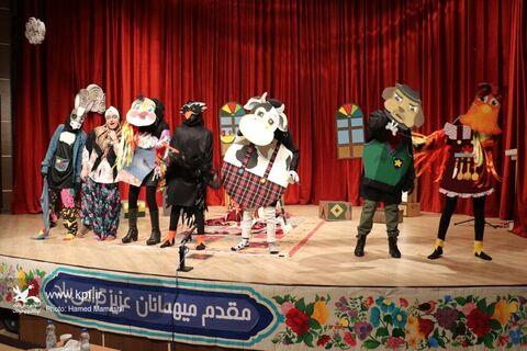 هجدهمین جشنواره هنرهای نمایشی کانون پرورش فکری گلستان(۱)