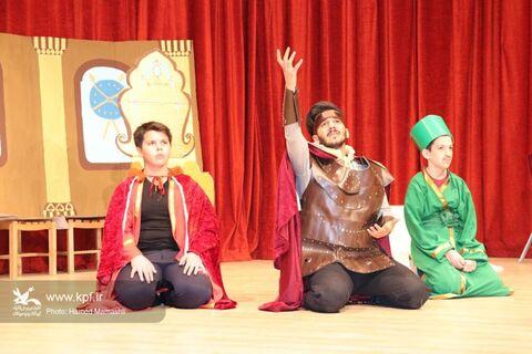 هجدهمین جشنواره هنرهای نمایشی کانون پرورش فکری گلستان(۲)