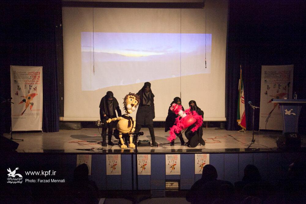 برگزیدگان هجدهمین جشنواره هنرهای نمایشی کانون استان کرمانشاه معرفی شدند