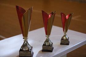 آیین پایانی رقابتهای فوتسال کارکنان کانون در چالوس مازندران