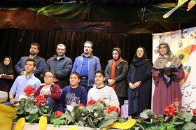 آیین پایانی هجدهمین جشنواره هنرهای نمایشی کانون پرورش فکری استان اصفهان برگزار شد