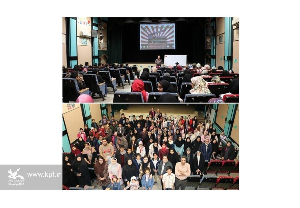 برگزاری «جمعه فیلمهای کانون زبان» با نشاط و تفریح برای تقویت دانش زبانی