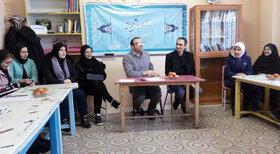 هفدهمین نشست اعضای انجمن ادبی آفرینش کانون اردبیل