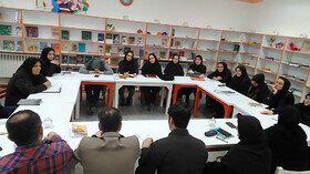 دوره آموزشی بحث آزاد در کانون مازندران برگزار شد