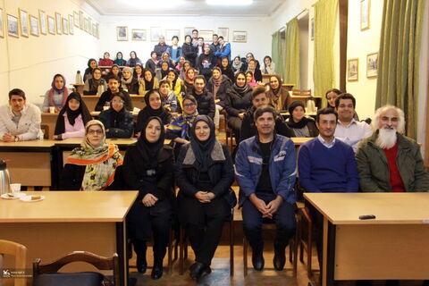 انجمن عکاسی کانون استان تهران در مدرسه دارالفنون