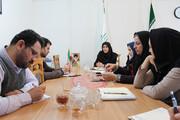 جلسه هماهنگی کمیته کودک و نوجوان ستاد دهه در سنندج برگزار شد