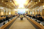 جلسه ستاد ساماندهی جوانان استان در استانداری
