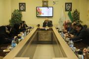 نشست خبری مدیرکل کانون آذربایجانغربی برگزار شد