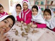 استقبال کودکان و نوجوانان از طرح کانون مدرسه در استان زنجان