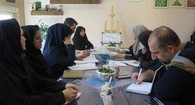 نشست راهبردی ویژهبرنامههای دهه فجر در کانون استان قزوین