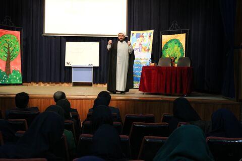 شیوه های انس کودکان و نوجوانان با نماز
