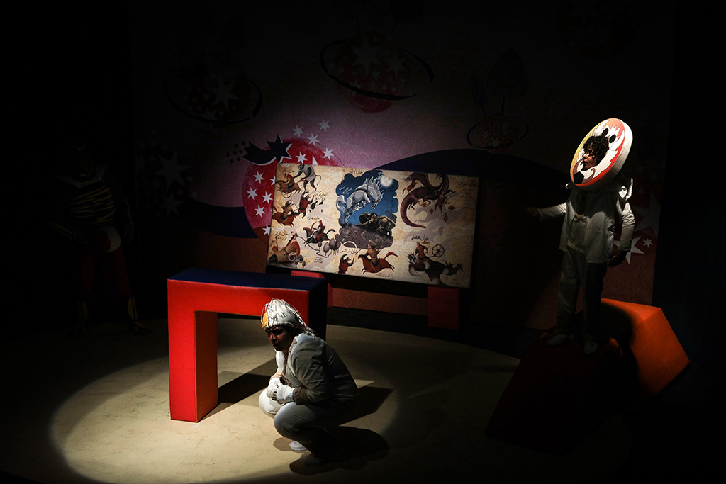 نمایش «هفت خوان کودکان»